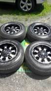 Bridgestone Dueler H/T D840. Летние, 2010 год, износ: 20%, 4 шт