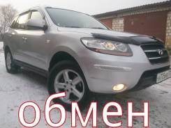 Hyundai Santa Fe. автомат, 4wd, 2.2 (175 л.с.), дизель, 126 тыс. км