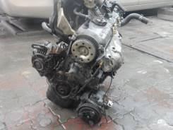 Двигатель в сборе. Mazda Demio Двигатели: B5E, B5ME