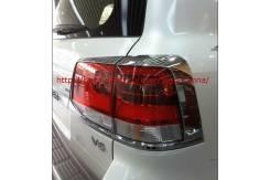 Накладка на стоп-сигнал. Toyota Land Cruiser, VDJ200, UZJ200W, J200, GRJ200, URJ200, UZJ200, GRJ76K, GRJ79K, URJ202, URJ202W Двигатели: 1VDFTV, 2UZFE...