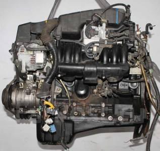 Двигатель в сборе. Toyota Mark II, GX110 Toyota Verossa, GX110 Двигатель 1GFE