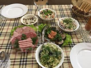 Поминальные обеды по-домашнему кафе Терем*ОК на Фадеева