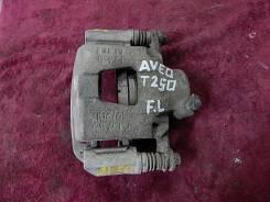 Суппорт тормозной. Chevrolet Aveo, T250
