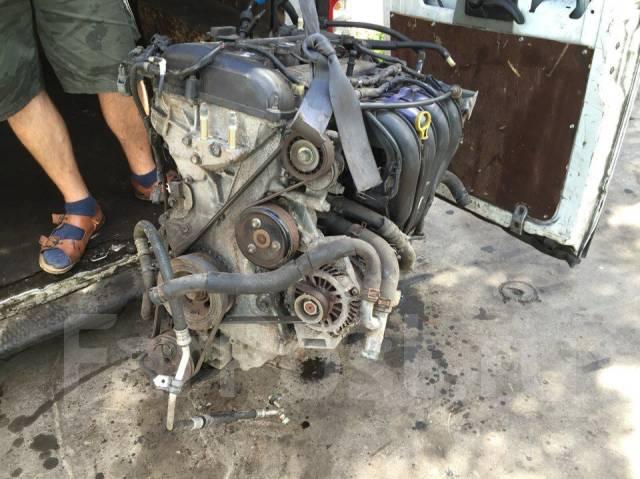 Двигатель LF 2.0 на Mazda 3 BK До рестайл