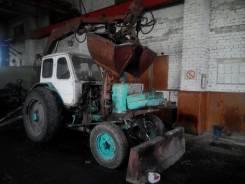 ЮМЗ. Грейферный погрузчик на базе трактора , 2 000 куб. см.