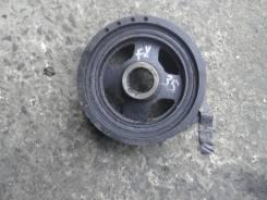 Шкив коленвала. Infiniti FX35 Двигатель VQ35DE