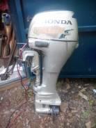 Honda. 9,90л.с., 4х тактный, бензин, нога L (508 мм)