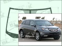 Лобовое стекло Acura MDX 2006-2013 (YD2)LHD пятак-зерк (Атермальное, Зеленоватый оттенок, Бpeнд:Benson)
