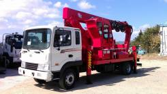 Hyundai Mega Truck. Продам Hyundai Автовышка, 7 000 куб. см., 32 м.