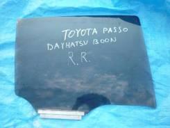 Стекло боковое. Toyota Passo, KGC10 Daihatsu Boon, M300S
