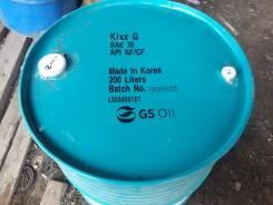 GS Oil Multi Plus. Вязкость Вязкость: 30, минеральное