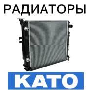 Радиатор охлаждения двигателя. Kato MR Kato HD. Под заказ