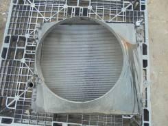 Радиатор охлаждения двигателя. Toyota Hilux Surf, TRN215 Двигатель 2TRFE