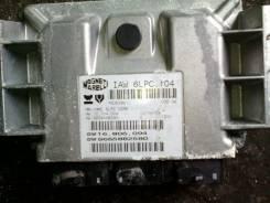 Блок управления двс. Peugeot 207