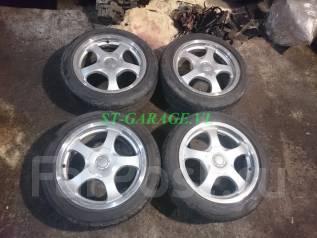 Комплект хороших Универсальных колес. 7.0x16 4x114.30, 5x114.30 ET42
