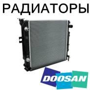 Радиатор охлаждения двигателя. Doosan: DX140 LC, DX225 LC, DX180 LC, DX255 LC, DX300LCA SLR, Solar, DX300 Daewoo Solar. Под заказ