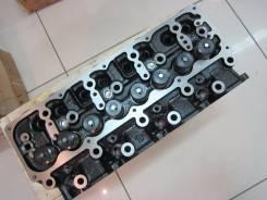 Головка блока цилиндров. Nissan Atlas, EF22, N2F23, M6F23, SQH40, PF22, SZ4F24, H4F23, RH40, AGF22 Двигатель TD27