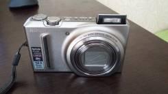 Nikon Coolpix S9100. 10 - 14.9 Мп, зум: 14х и более