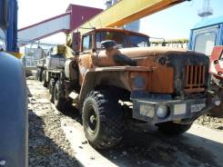 Урал 5557. Автомобиль УРАЛ 5557-40 КС-35719-3-02 (Автокран), 11 150 куб. см., 16 000 кг.