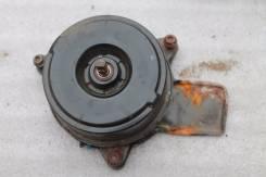 Мотор вентилятора радиатора кондиционера Hyundai Accent TagAZ. Hyundai Accent Hyundai Verna