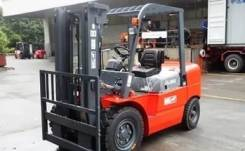 Bull. Акция вилочный погрузчик г/п 5 тонн, дизель, BULL FD50JE, 5 000 кг. Под заказ