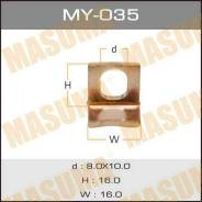 Контакты реле на стартер MY035 MASUMA (70910)