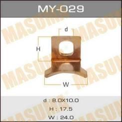 Контакты реле на стартер MY029 MASUMA (70908)