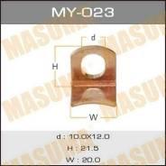 Контакты реле на стартер MY023 MASUMA (70902)