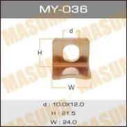 Контакты реле на стартер MY036 MASUMA (70911)