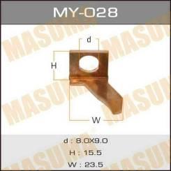Контакты реле на стартер MY028 MASUMA (70907)