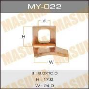 Контакты реле на стартер MY022 MASUMA (70901)