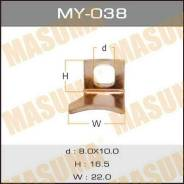 Контакты реле на стартер MY038 MASUMA (70913)