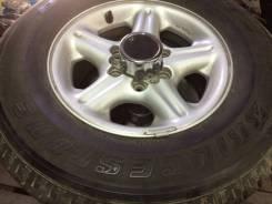 Bridgestone Dueler H/T. Всесезонные, 2000 год, износ: 10%, 4 шт