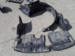 Защита двигателя. Toyota Isis, ZNM10