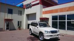 Toyota Land Cruiser Cygnus. 100, 2UZ