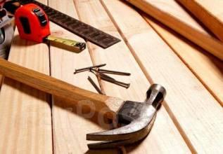 Домашний мастер. Услуги плотника в квартире. Плотницкие работы