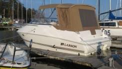 Larson. Год: 2004 год, длина 7,00м., двигатель стационарный, 270,00л.с., бензин