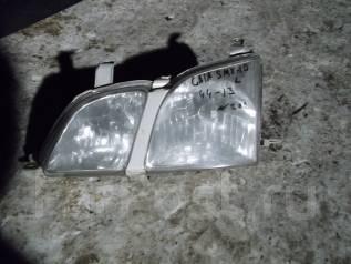 Фара. Toyota Gaia, SXM10, CXM10, SXM15 Двигатели: 3CTE, 3SFE