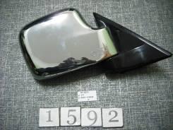 Зеркало заднего вида боковое. Isuzu Bighorn, UBS25GW, UBS25DW