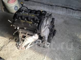 Двигатель в сборе. Toyota Ractis, NCP100