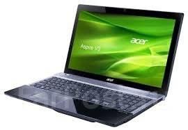 "Acer Aspire V3-571G. 17"", 2,4ГГц, ОЗУ 8192 МБ и больше, диск 747 Гб, WiFi, Bluetooth, аккумулятор на 6 ч."