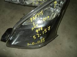 Фара левая 52-157 дефект Toyota Ractis 2006-2008 ксенон