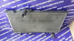 Радиатор охлаждения двигателя. Toyota Chaser, GX100