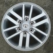 """Комплект колпаков для литых дисков Toyota Hilux. Диаметр Диаметр: 17"""", 1 шт. Под заказ"""
