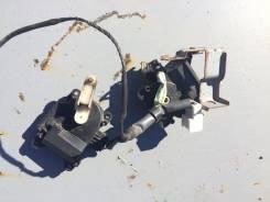 Мотор заслонки отопителя. Toyota Crown, JZS171