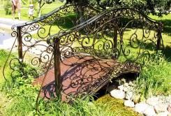 Мостики садовые. Под заказ