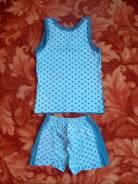 Комплекты нижнего белья. Рост: 80-86, 86-98, 98-104 см