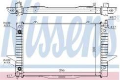 Радиатор двигателя VOLVO V70 C70 2.0-2.5 97-06 Nissens 65548A