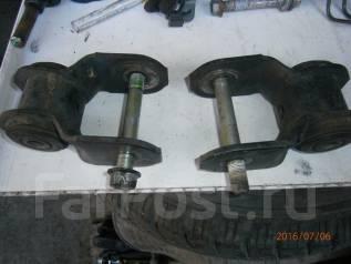 Серьга рессоры. Toyota Dyna, BU306 Двигатель 4B