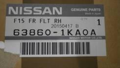 Расширитель крыла NISSAN JUKE, F15, MR16DDT, 638601KA0A, 4310000233